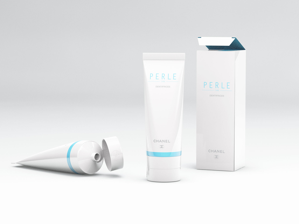 PERLE: Toothpaste
